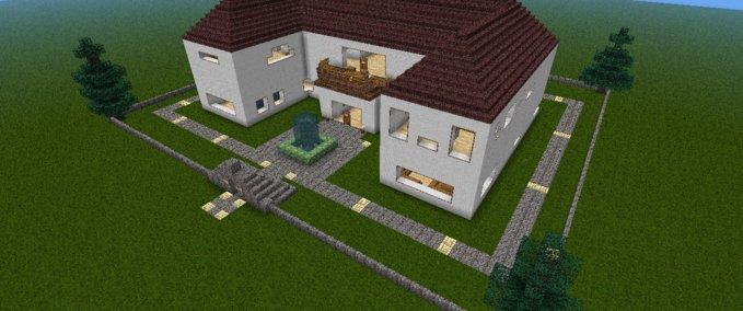 Minecraft: Dream House v 1 7 Mods Mod für Minecraft