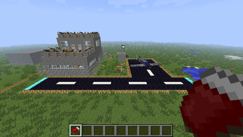 Minecraft COD MW Map Of The Flans Mod V Maps Mod Für Minecraft - Minecraft maps fur flans mod