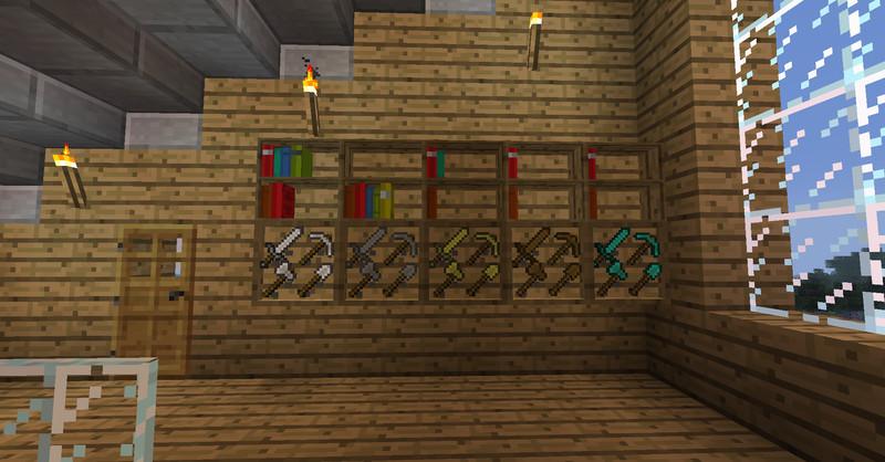Скачать Мод На Майнкрафт Bibliocraft - фото 8