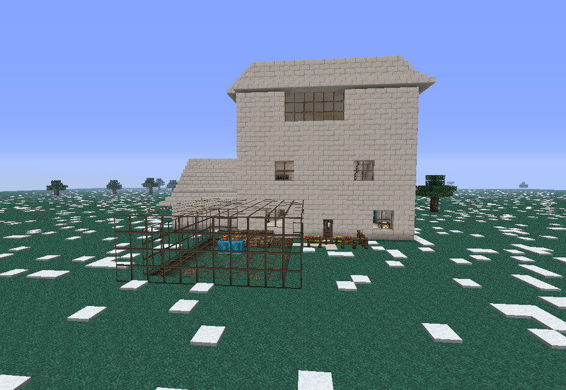 Minecraft Houses Construction V Maps Mod Für Minecraft - Minecraft hauser