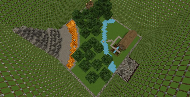 Minecraft: War Map v 2.0 Maps Mod für Minecraft | modhoster.de