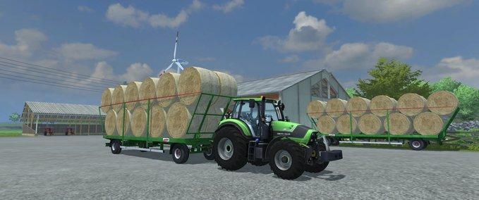 Kroger-agroliner-pws18-ballentransportwagen