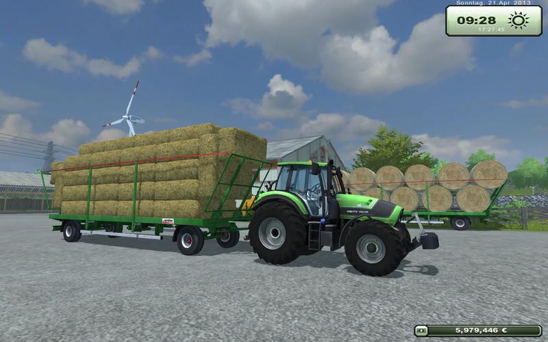 Скачать моды на Farming Simulator 2013