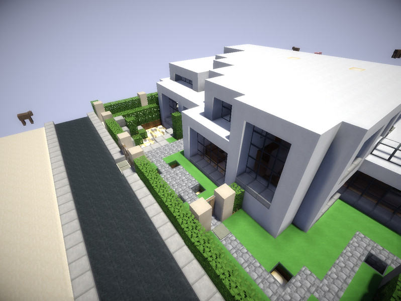Minecraft strand villen v 1 0 maps mod für minecraft modhoster de