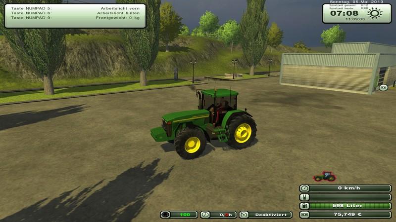 Fs 2013 John Deere 8410 V 1 0 8000er Mod F R Farming