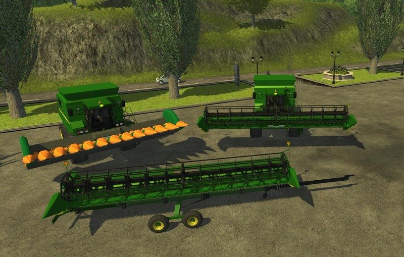 FS JD V John Deere Mod Für Farming Simulator - Argentina map farming simulator 2013
