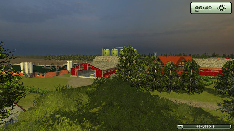 Farming Simulator 2013 моды Карты