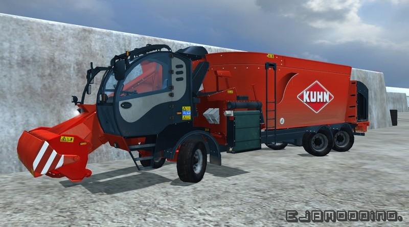 fs 2013 kuhn spv xl v 1 0 beta other manufactors mod f r farming simulator 2013. Black Bedroom Furniture Sets. Home Design Ideas