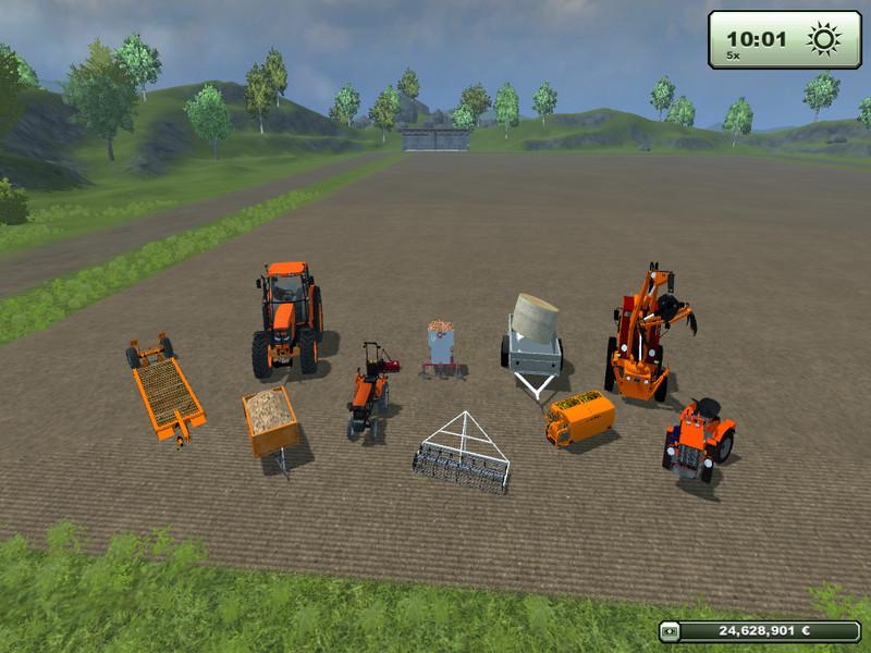 New Holland Pobierz Do Symulatora Farmy 2011