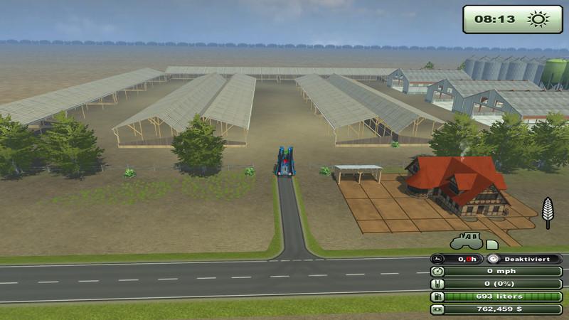 FS 2013 Hengerer Farms v 20 Maps Mod fr Farming Simulator 2013