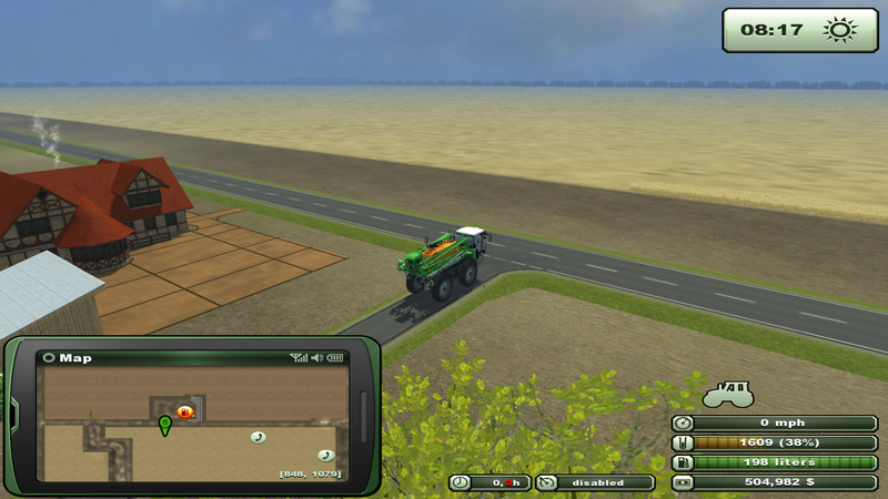 Farming Simulator 2013 Canada Map FS 2013: Hengerer Farms v 2.0 Maps Mod für Farming Simulator 2013
