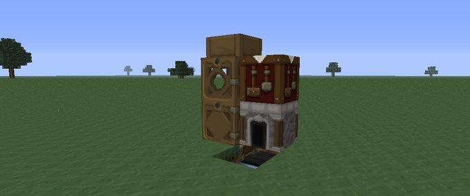 Das-kleinste-haus-in-minecraft