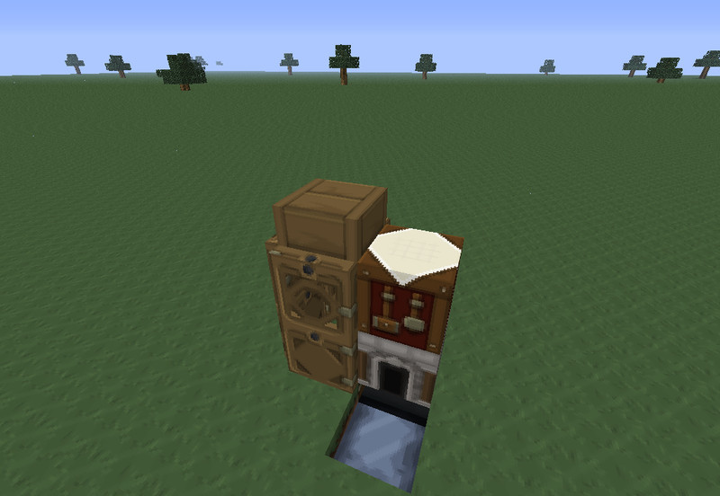 minecraft das kleinste haus v 1 0 maps mod f r minecraft. Black Bedroom Furniture Sets. Home Design Ideas