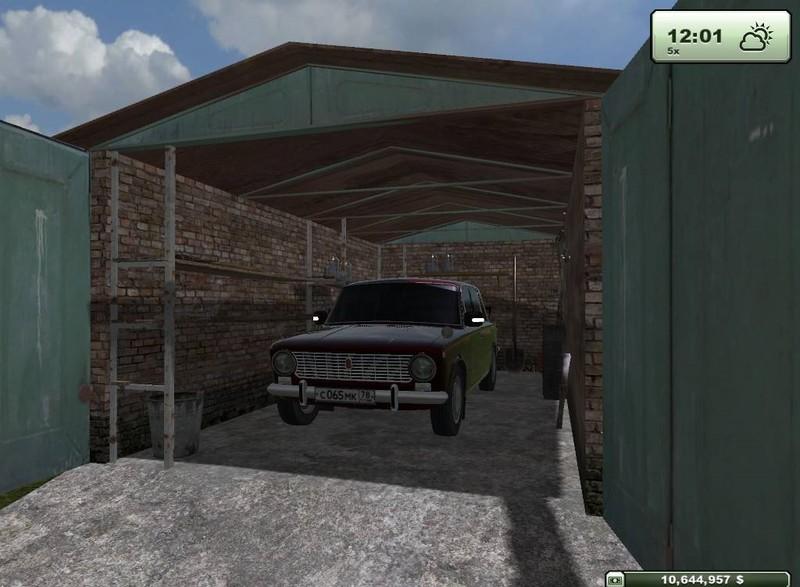 Ls 2013 garage v 2 0 objekte mod f r landwirtschafts for Garage paris 15 auto