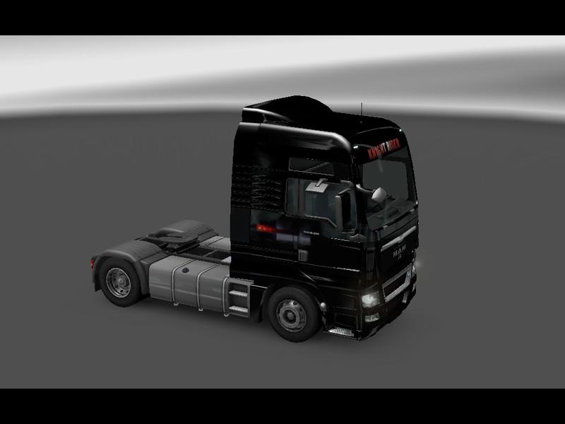ets knight rider truck skin v 1 0 skins mod f r eurotruck. Black Bedroom Furniture Sets. Home Design Ideas