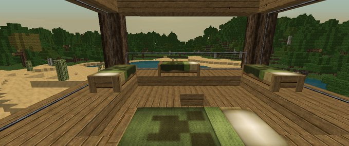 Minecraft minecraft haus in der w ste mit fluss v 1 5 2 for Minecraft modernes haus download 1 7 2