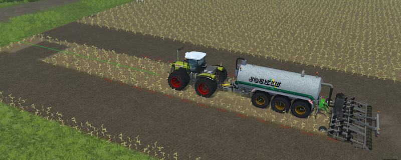 Farming Simulator 2013 GPS Mod