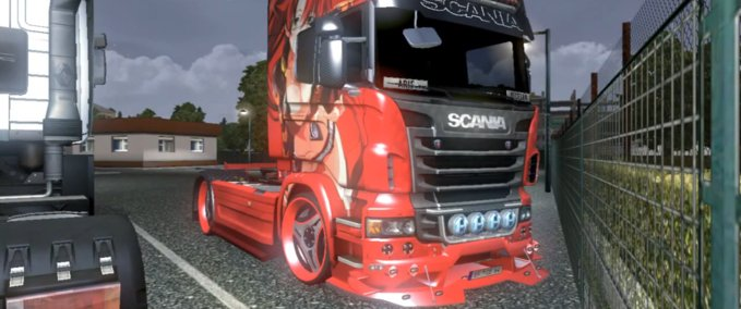 Scania-v8-turbo-sound