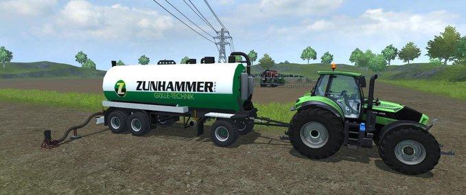 Zuhnhammer-gulletransporter
