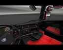 Scania-red-samt