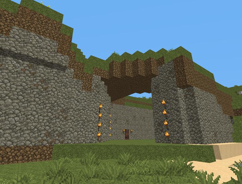 Profil Von Maeru Modhosterde - Minecraft haus bauen im berg
