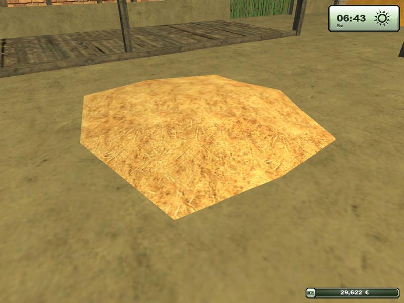 FS 2013: Pile of straw v 1 0 Beta Objects Mod für Farming Simulator 2013
