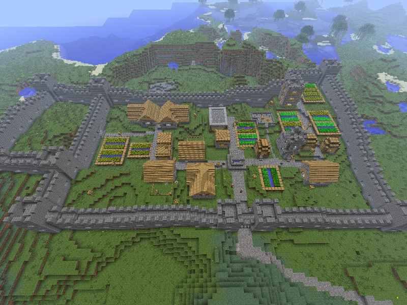 How To Craft Seeds In Minecraft