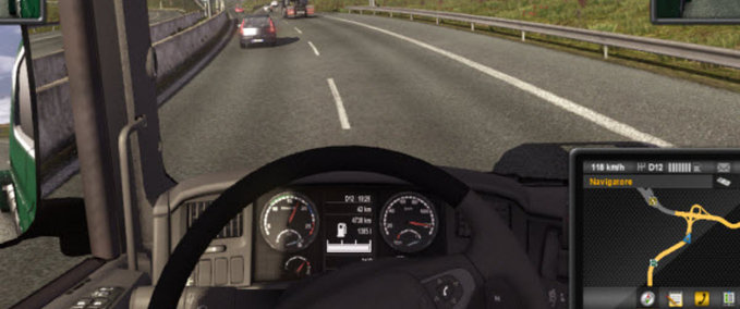 No speed limit v Alle ets2 image