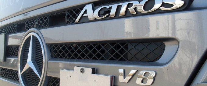 Mercedes-benz-actros-v8-sound