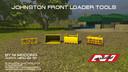 Johnston-front-loader-tools