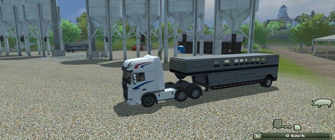 livestock trailer v 1.0 image