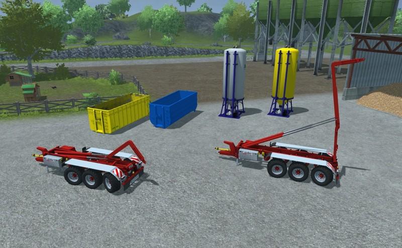 95 BETA containers Mod für Farming Simulator 2013 | modhoster.com