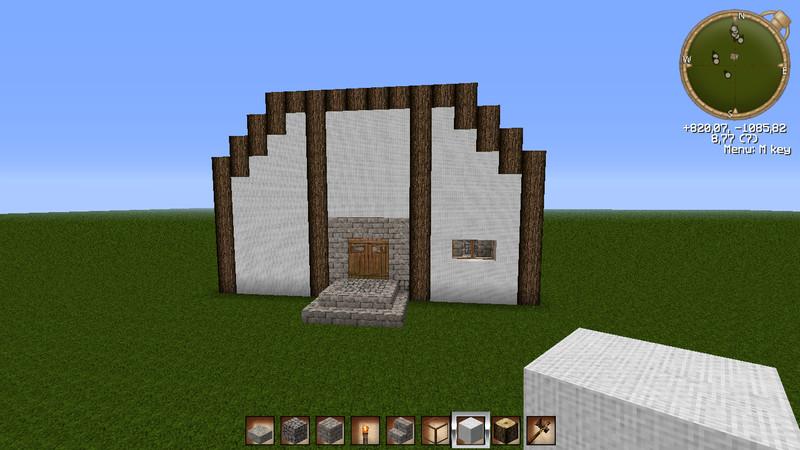 Minecraft Minecraft Medieval House V Maps Mod Für Minecraft - Minecraft kleine mittelalter hauser