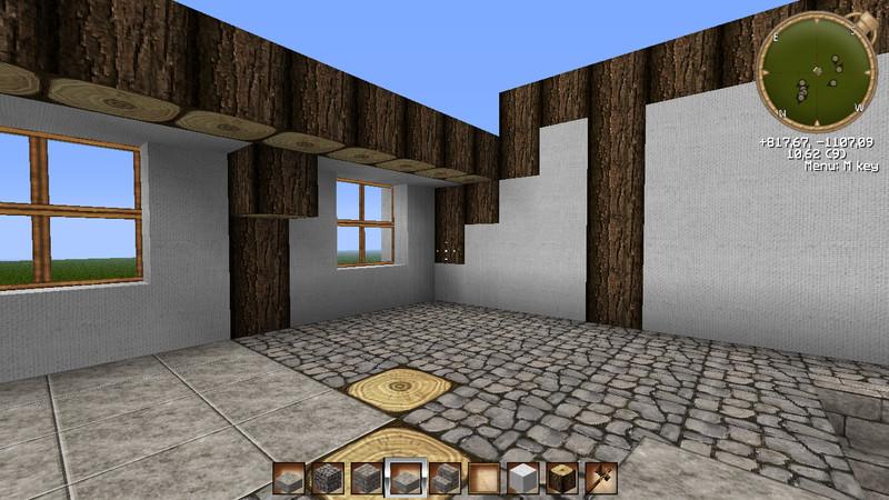 Minecraft Minecraft Medieval House V Maps Mod Für Minecraft - Minecraft mittelalter haus map
