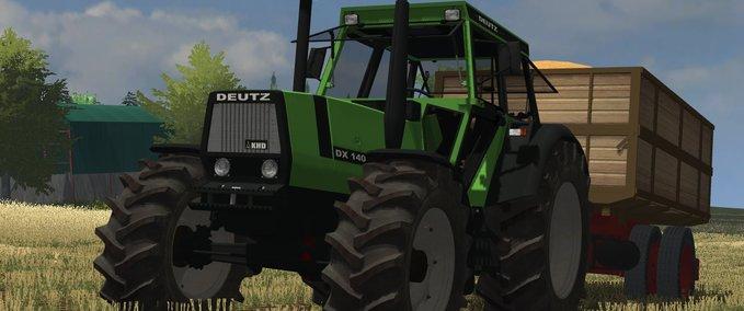 Deutz-dx140