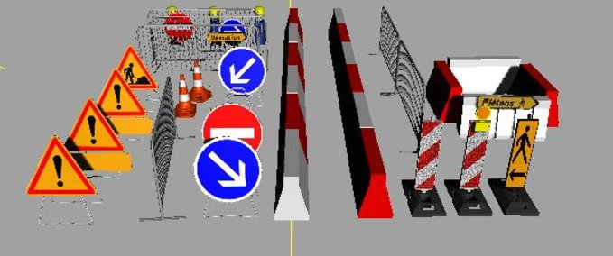 Dobjet ensemble de travaux public v 1.0 image