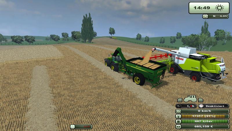 FS Cestari L V Overloader Mod Für Farming Simulator - Argentina map farming simulator 2013