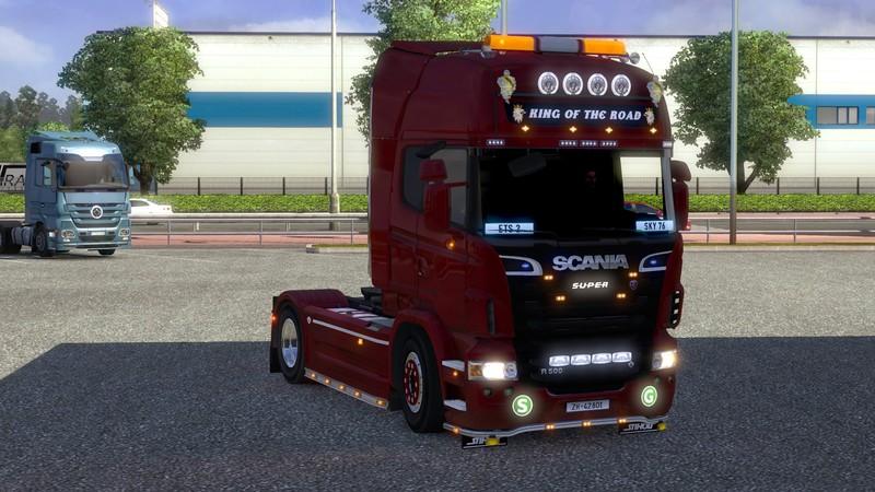 Скачать Моды Для Euro Truck - фото 6