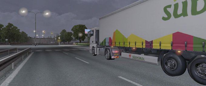 Sudtirol-trailer