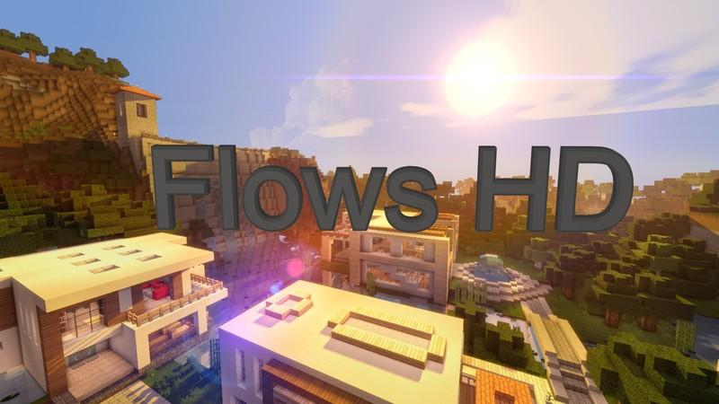 Minecraft: Flows HD Texture Pack 128 v beta Texture Packs Mod für Minecraft   modhoster.com