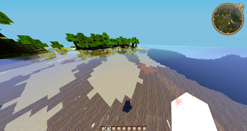Minecraft The Fun Map A Small Area Can Serve As A Test World V 15