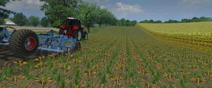 Maize in rows v 2.0 by ZeFir image