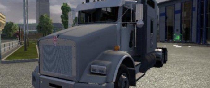 Kenworth T800 series v 1.0 ets2 image