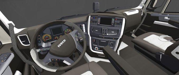Iveco Hi Way Interior v 1.0 ets2 image: www.mods13.com/category/euro-truck-simulator-2/other/174