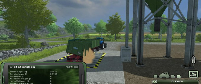 Farm HUD v 1.0 image