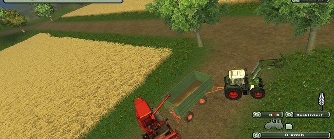 FENDT 414 WITH FL v 1.0 image