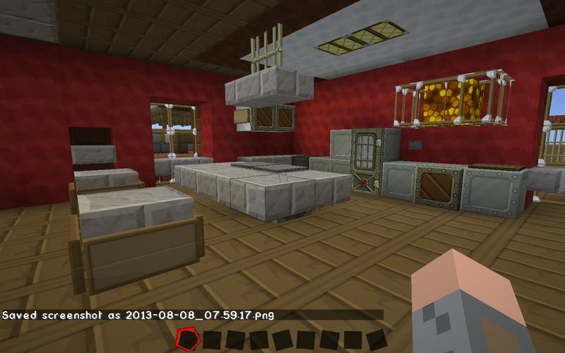Minecraft Porkchop Media Haus V 10 Maps Mod Für Minecraft