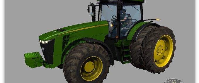 John Deere 8360R GW v 2.0 image
