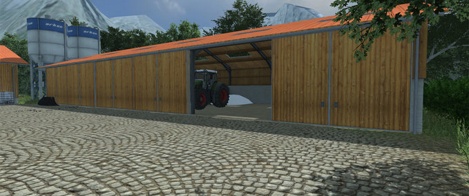 Grain storage v 1.0 image