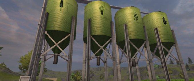 Placeable silos v 1.0 Basic Singleplayer image